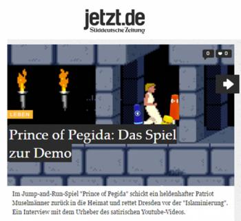 Interview der Süddeutschen Zeitung mit verFRANZt